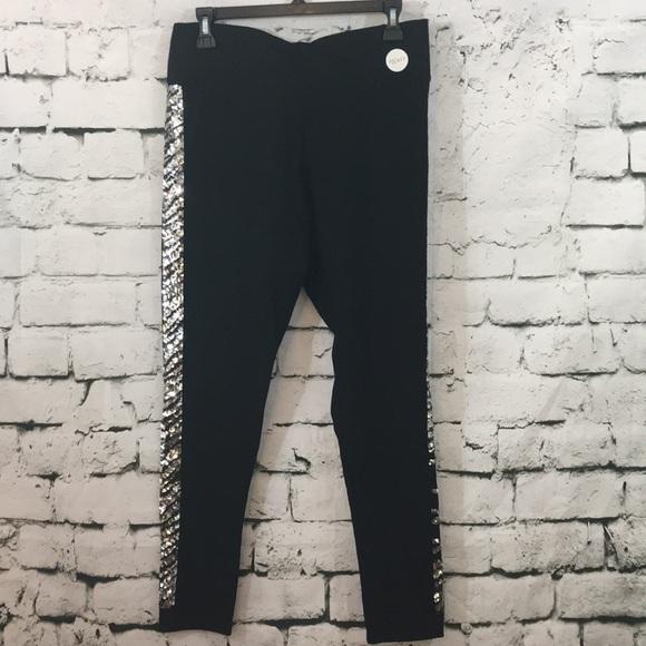 PINK Victoria's Secret Pants - NWT VS Pink yoga pants with pocket